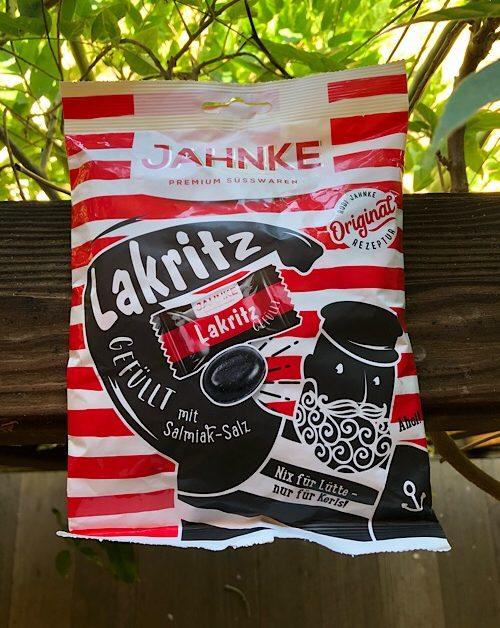 Jahnke Lakritz Gefullt (with salt)