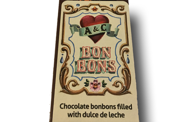 Wooden Table's Bon Bons: Semi-sweet & Fully Tasty