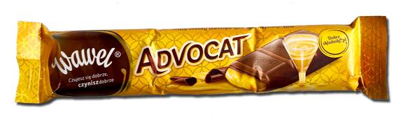 Wawel Advocat: A Chocolate Cocktail