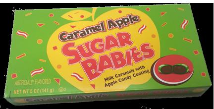 Caramel Apple Sugar Babies. Gimme sum shugga Baby.