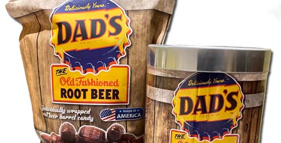 Dad's Root Beer Barrels: Drink 'em Up