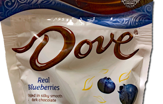 """Dove Real Blueberries (""""Genetically Modified"""" Real…)"""