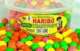 Crazy Pop's New Haribo Find