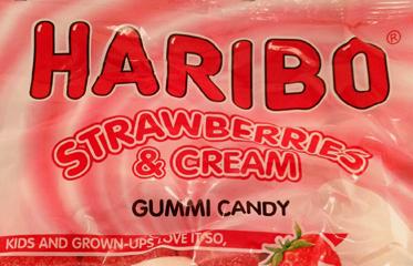 Haribo Strawberries & Cream : Underrated and Delightful