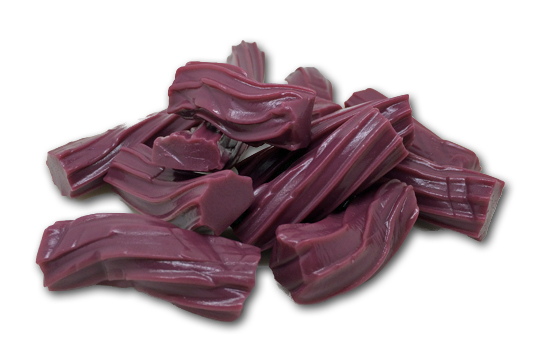 Wiley Wallaby Australian Style Gourmet Huckleberry Licorice