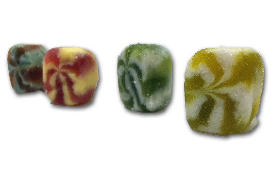 Gelee Blend: Double Flavor Jelly Candies