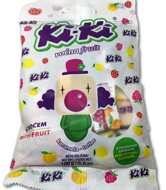Hey Croatia: it's time to up your candy game:  Ki-ki vocna fruit