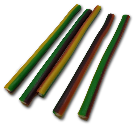 Juicy Gummee Rainbow Pencils