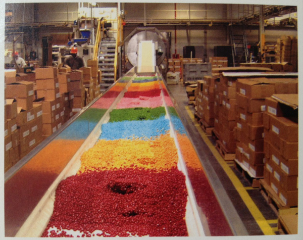 Jelly Belly Factory Tour Go Look Eat Buy Write A