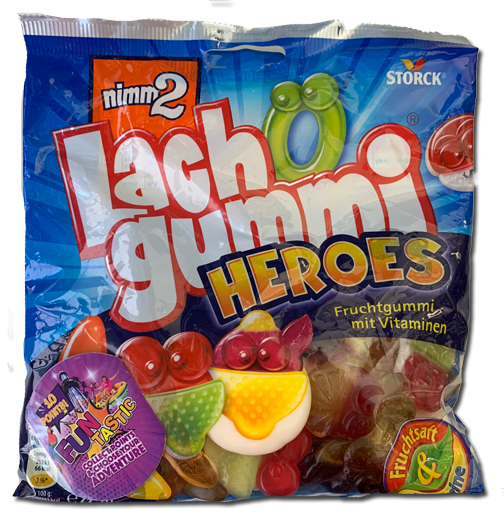 More from Nimm2: Lach Gummi Heroes