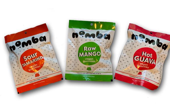 Nomba Gummies: Spicy & Grown-up