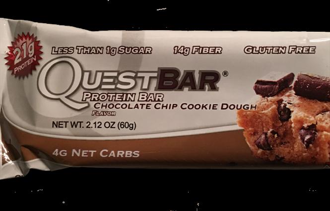 Quest Bar: A Protein Bar for Dessert? Yep.