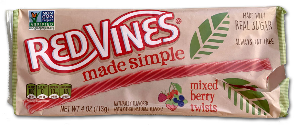 Red Vines: Made Simple
