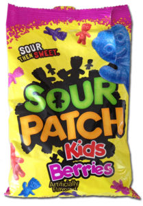 Sour Patch Package