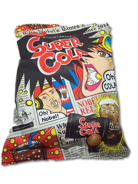 Super-Cola-bag