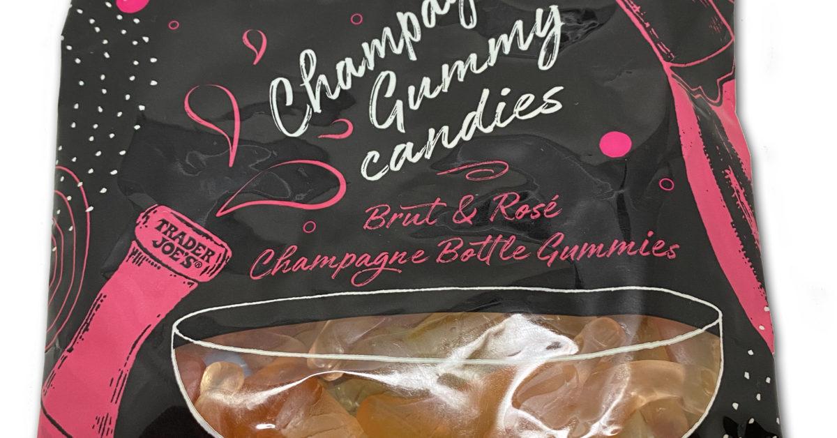 Trader Joe's Champagne Gummies