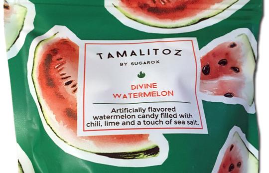 Tamalitoz: Watermelon & Chili? WCGW?