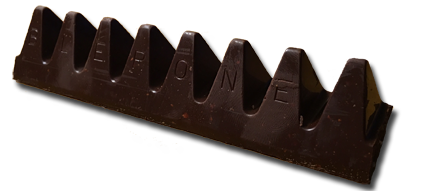 Toblerone Dark Chocolate It Aint New But Its Novel