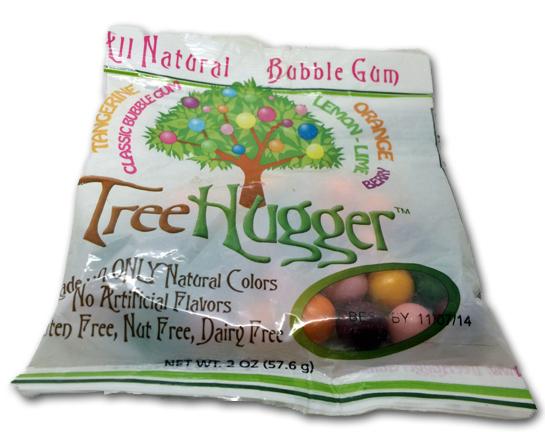 Tree Hugger Gum – Name Kinda Says It All