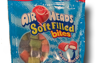 Don't Be Talking Down to Airheads Soft Filled Bites