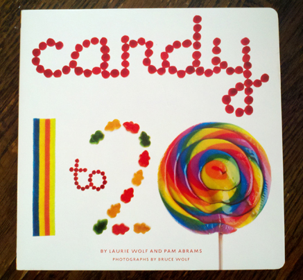 Candy 1 to 20: A Book Review