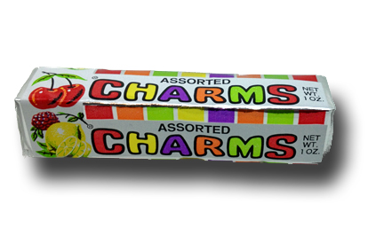 An Oldie But a Goodie : Charms Hard Candies