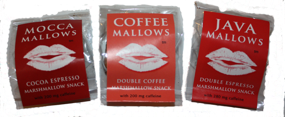 Caffex Mallows: Caffeinated Marshmallows Tweaked Me Out