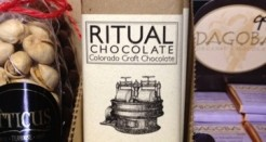 Live from Sundance: $9 chocolate bar: Ritual Chocolate