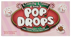 Holiday Candy Video Review 3 of 3: Tootsie Candy Cane Pop Drops