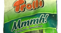 Trolli Mmmh! Green Apple Amazing
