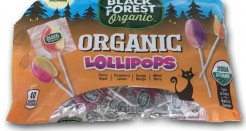 Black Forest Organic Lollipops: Do they sacrifice taste for a trend?