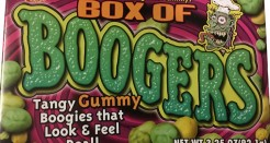 """Box of Boogers"". Need I say more?"