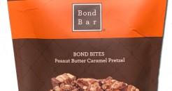 Bond Bar Bites: PB, Caramel and Pretzel to Save the Day