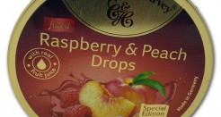 Peach & Raspberry Drops From Heaven