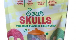 Sour Skulls from Candy People taking on the U.S.