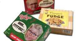 Francine's Fudge: Xmas Candy in Summer