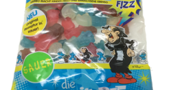 Haribo Sauer Fizzy Smurfs: Sour video review