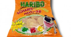 Haribo Jelly Boobs Sharp Ginger