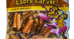 Haribo Labre Larver: like nothing else