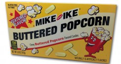 Mike & Ikes Buttered Popcorn