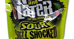 Now and Later Sour Shell Shocked
