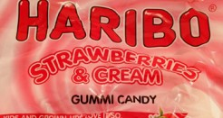 Haribo Strawberries & Cream : Underrated and Delightful