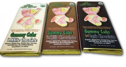 The Organic Candy Factory : Gummies & Chocolate