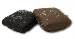 Albanese Chocolate & Sea Salt covered English Toffee