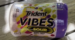 What the f*ck happened to gum?