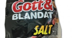 Malaco Gott & Blandat SALT licorice mix
