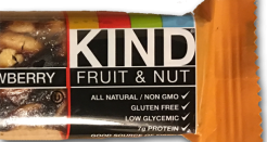 Kind Fruit & Nut: Peanut Butter & Strawberry