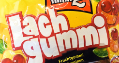 Lach Gummi: Germany Even Does Simple Gummies Well