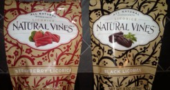 Darrell Lea and Natural Vines: Licor-esque