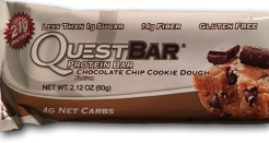 Quest Bar: A Protein Bar for Dessert? Yep.